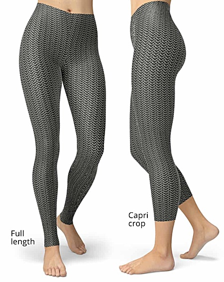 Chainmail leggings