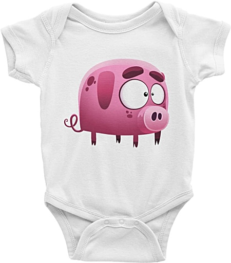 Little Piggy Onesie