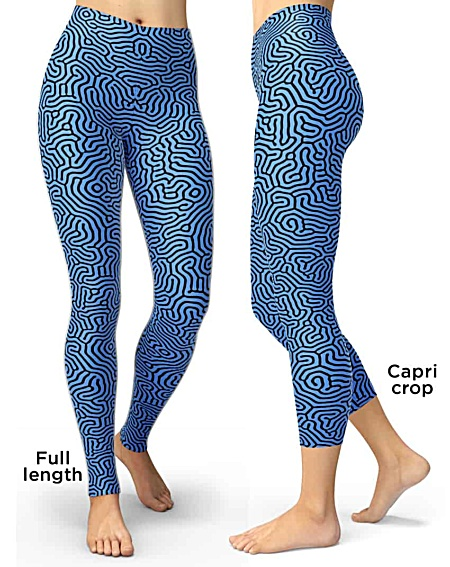 Cool Designer Funky Leggings